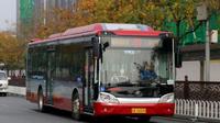 北京公交春节运客3480万?明增200辆车保障节后早高峰