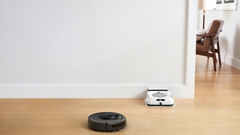 iRobot推出全新擦地机器人:为硬质地板清洁而生,更契合中国家庭需求