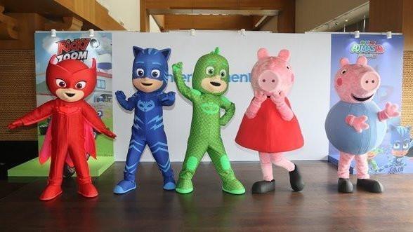 eOne2020年度品牌大会引领动画产业新方向