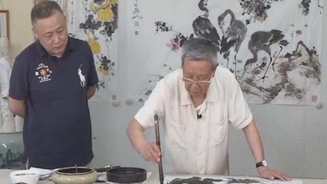 《说画》20191215大写意花鸟画家康宁