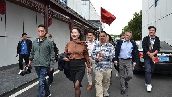 大地蓝工业旅游文化园:传承丝绸文化绽放兴化魅力