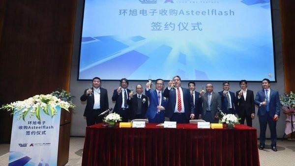 环旭电子拟收购欧洲第二大EMS公司Asteelflash,加快全球化扩张