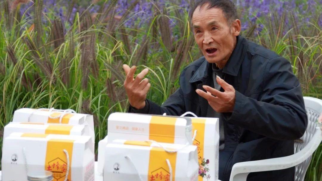 """""""拍虎者""""周正龙赴京热卖百斤蜂蜜,透露去年曾拍到黑熊"""