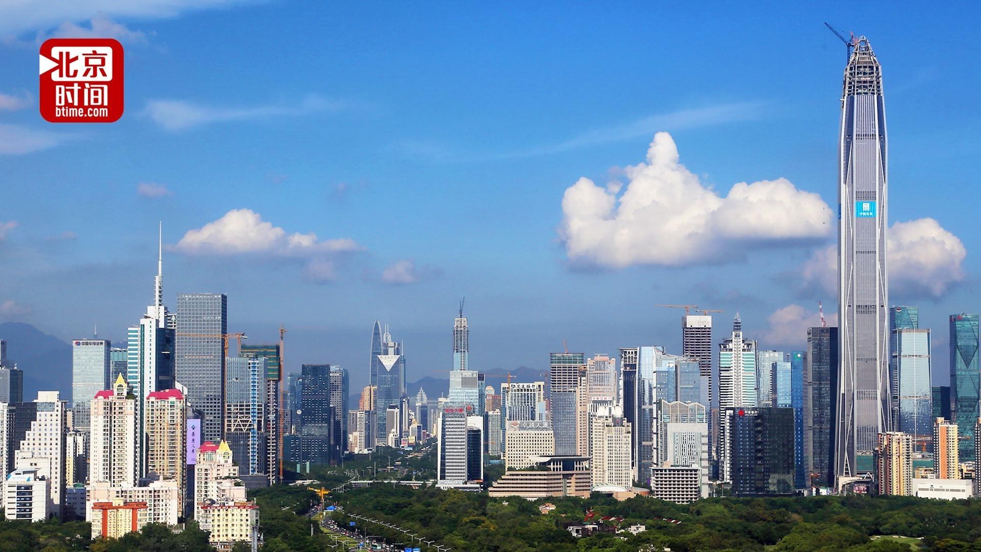 十大工业城市九个在南方:深圳上海苏州居前三
