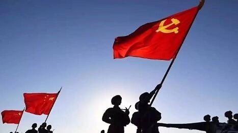 有理想有信仰的人民军队战无不胜攻无不克
