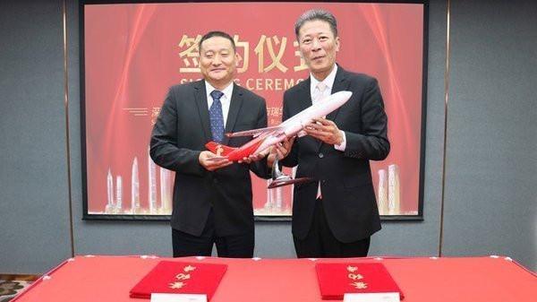 深航酒店管理有限公司&邓州瑞华酒店管理有限公司成功签约