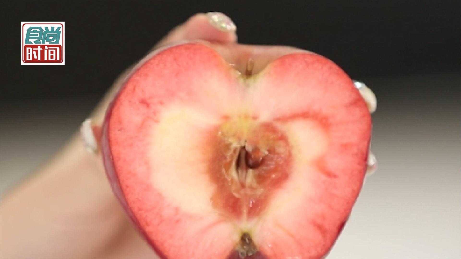 """苹果园里来了""""红富美""""!一颗就能卖出""""天价""""为哪般?"""