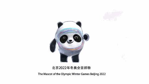 《我与奥运》你好!冰墩墩