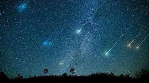 猎户座流星雨明晨将上演 肉眼即可观测