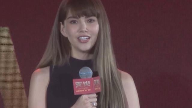 《每日文娱播报》20191207昆凌出演动作电影秒变女汉子