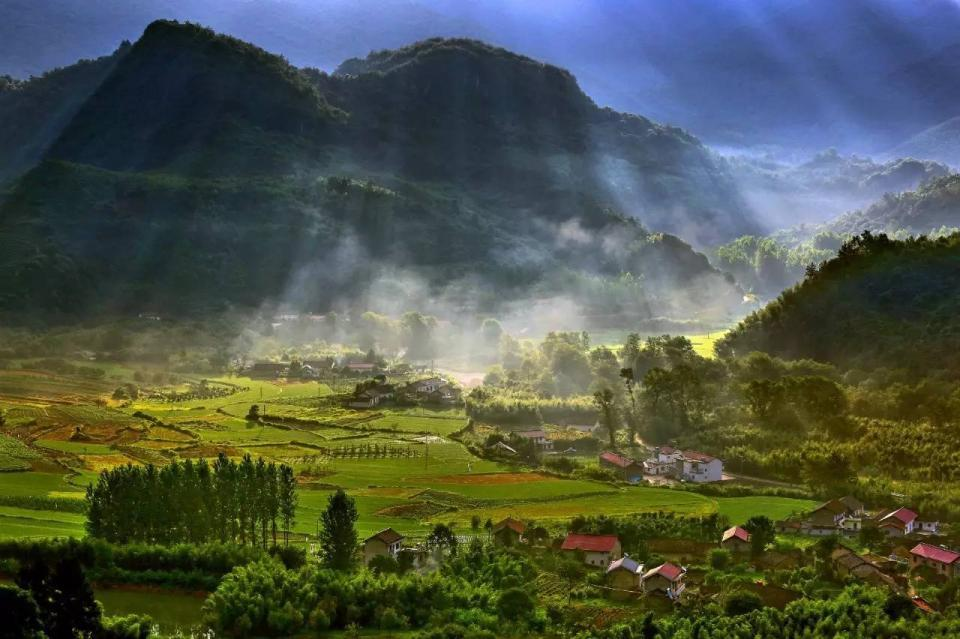 青龙湾原生态旅游度假区@宁国市文化旅游发展委员会