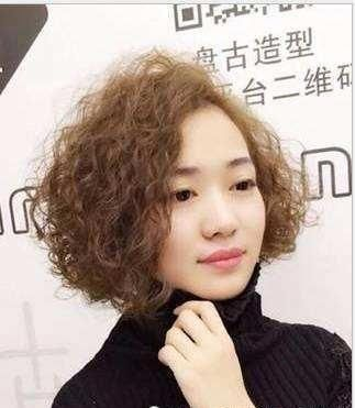 发型小卷细软,欧美颜色头发少,搭配短发也是不男士发型专治图片图片
