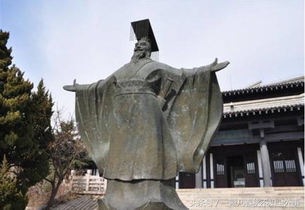 孔子周游列国十四年,竟促使秦国一统天下