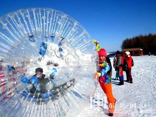 小学生制作的冰雪作品