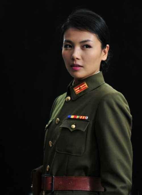 退伍军人征服女上�_这些女明星都是退伍军人,最后一位是内地的收视女王!