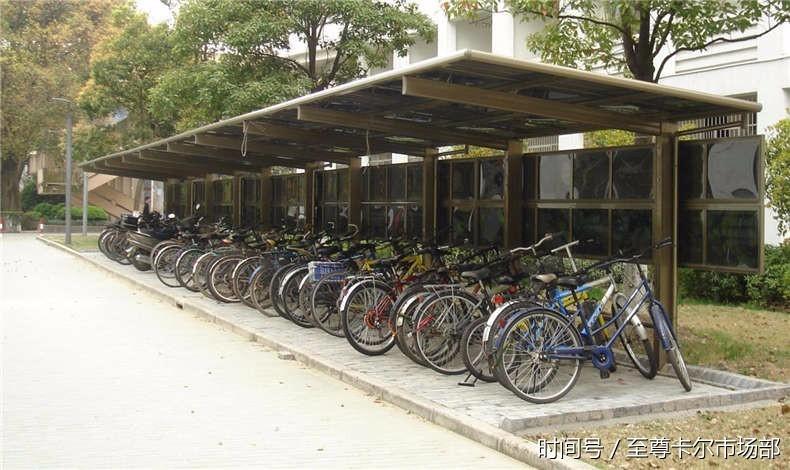 新建小区必须配建自行车停车场图片
