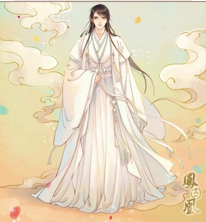 微博漫画《凤囚凰》公主伪番外,动漫入漫画府倩女幽魂容止香港图片