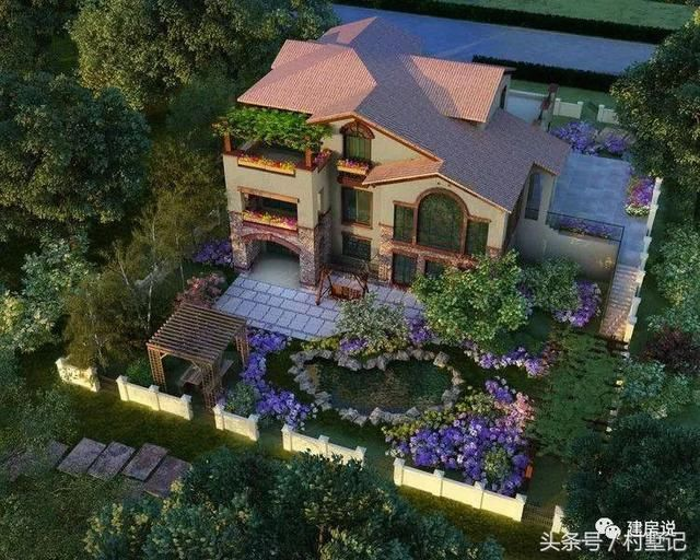 别墅菜园设计图片欣赏