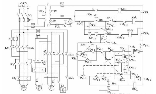 电老虎网电工课:实用的电路图教学(二)