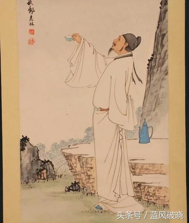 《静夜思》的作者是唐代的大诗人李白,从这首诗中,我读到了诗人什么的