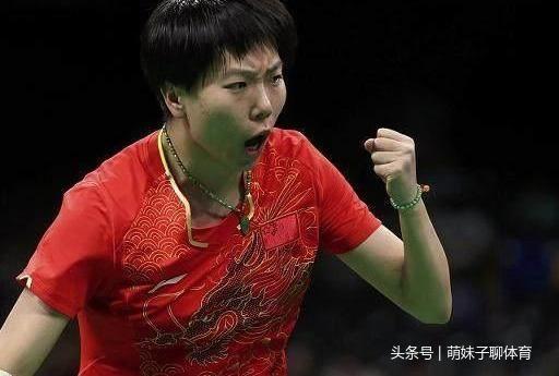 乒乓球大满贯得主李晓霞挺孕肚现身全锦赛,30岁即将做武胜热气球图片
