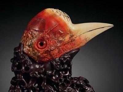 """三,鹤顶红 自古以来,丹顶鹤头上的""""丹顶""""常常被认为是一种剧毒物质"""