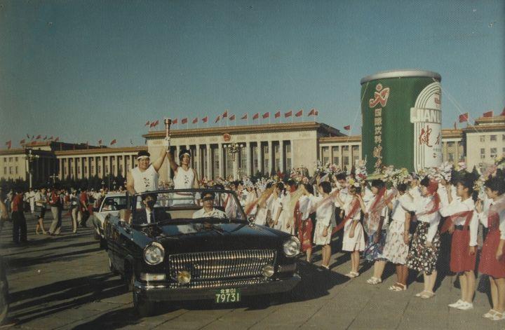第11届北京亚运会_1990年,健力宝,李宁赞助第十一届亚运会.