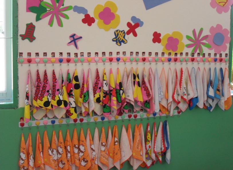 幼儿园教室墙壁布置图片