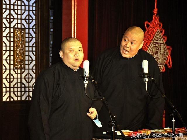 与其说郭德纲与天津相声界有矛盾,不如说与一个相声社团有恩怨!