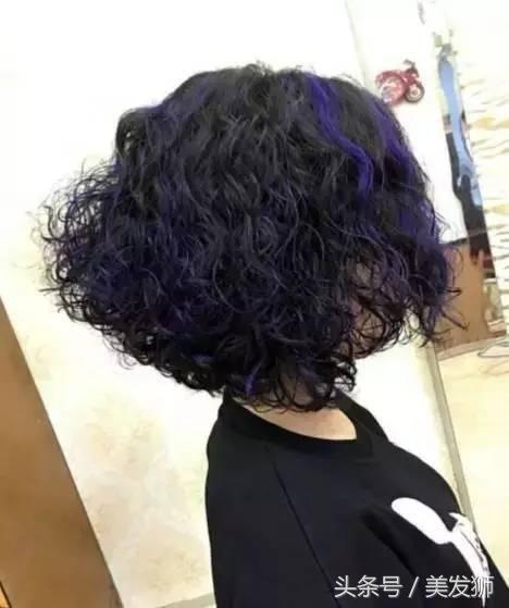 很多女性头发细软,发量少,不知道该怎么去做头发.图片