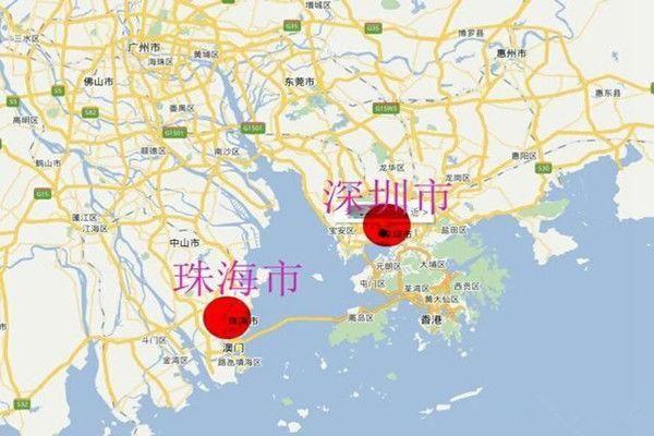 为什么珠海和深圳同为特区相差那么大?