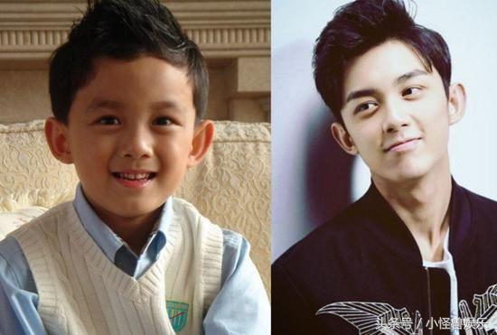 吴磊 吴磊也是童星出道,小时候的吴磊因为在范冰冰主演的《封神榜之