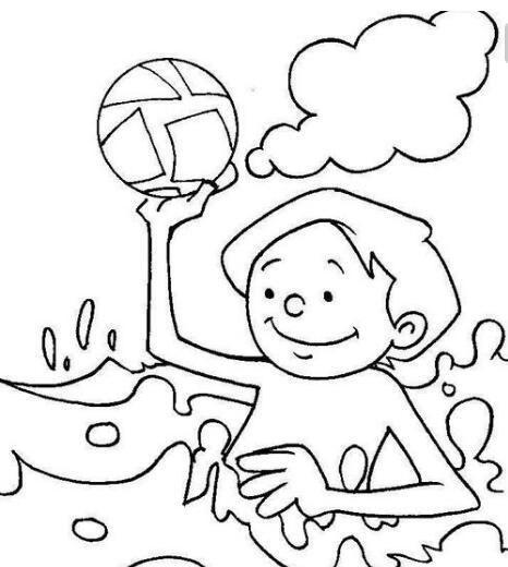 河边玩耍 水里玩耍,嬉戏 结言:以上为大家分享的简单漂亮有关夏天的简