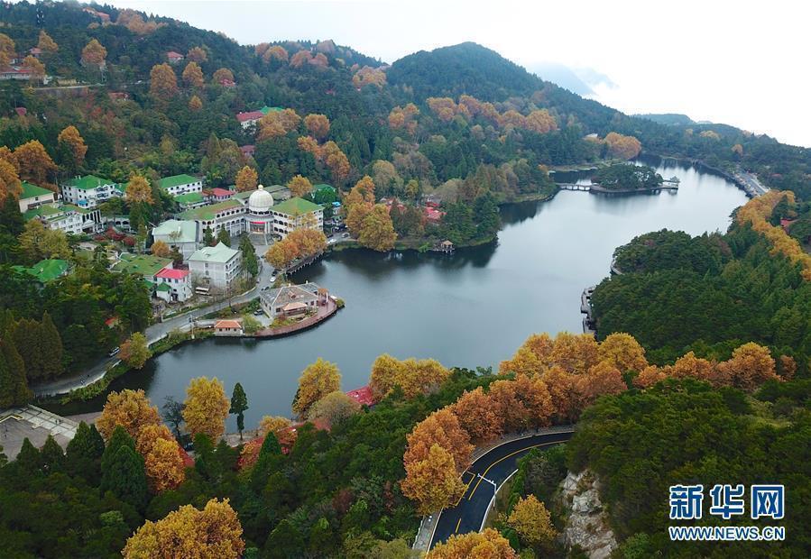 新闻 聚焦 > 正文  当日,位于江西省九江市庐山风景区内的如琴湖云雾