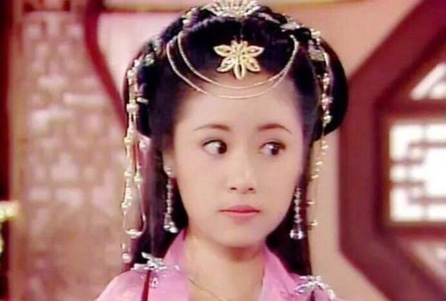 其实林心如在20岁之前就演过《包青天---梅花盗》中的飞凤郡主一角图片