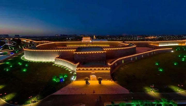 正定县实行开元寺,天宁寺,广惠寺,临济寺,阳和楼,元曲博物馆,古城墙和