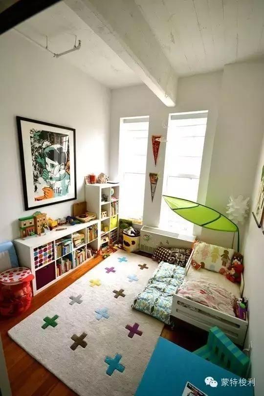 【蒙氏时间】蒙氏家庭环境打造---宝宝的儿童房