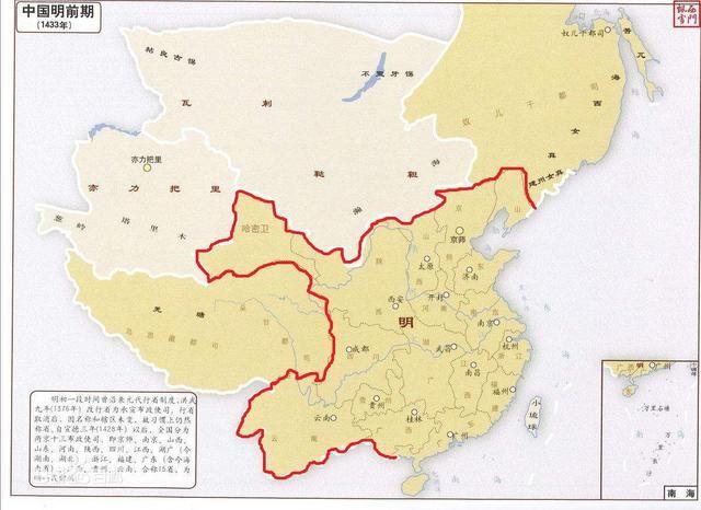 而后隋炀帝又开辟青海,西域部分地区,领土有所增加.