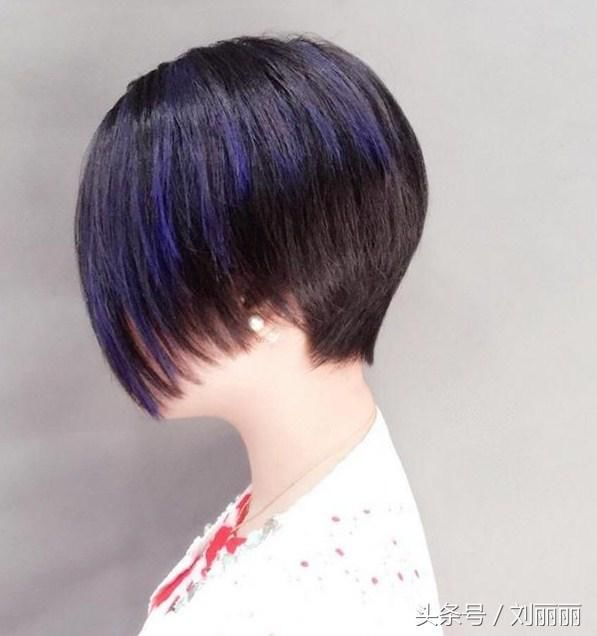 春节最修饰头型发型20款,美到逆天长沙发什么两短发图片