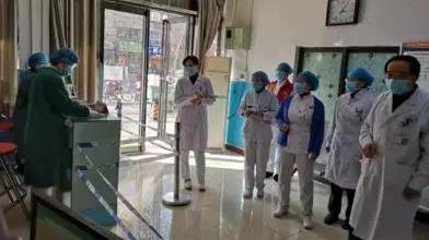 开封市人民医院西部院区全面推进疫情防控工作