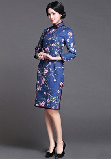 旗袍要搭配什么样的高跟鞋?