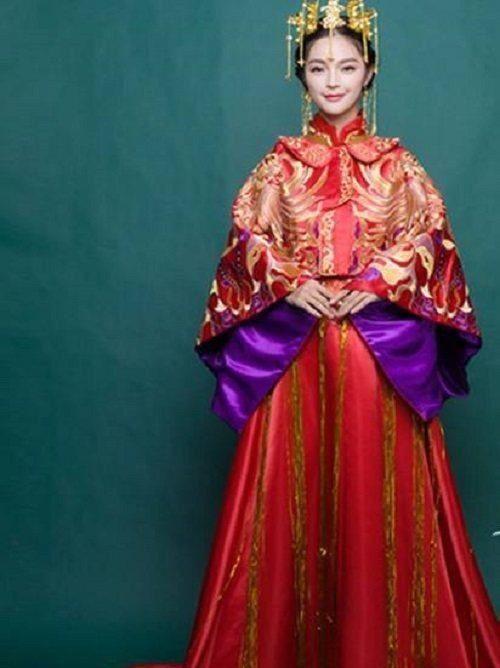 十二星座最炫酷的中式婚服,快来看看你的专属属蛇白羊座女生性格特图片
