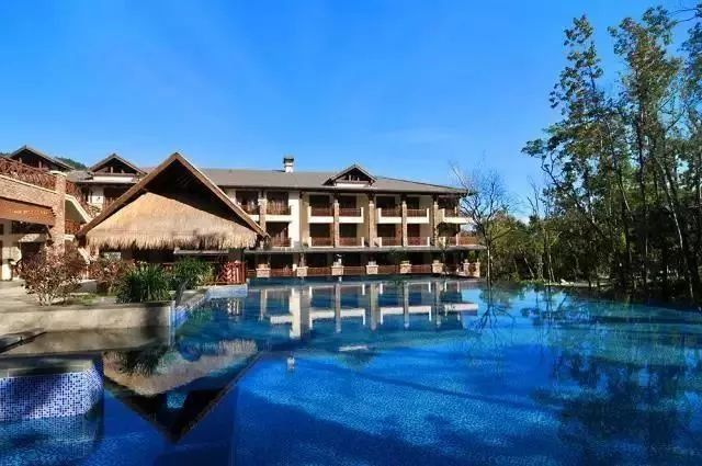 电话:0898-88658888 最美雨林 五指山亚泰雨林度假酒店 不到五指山,怎图片