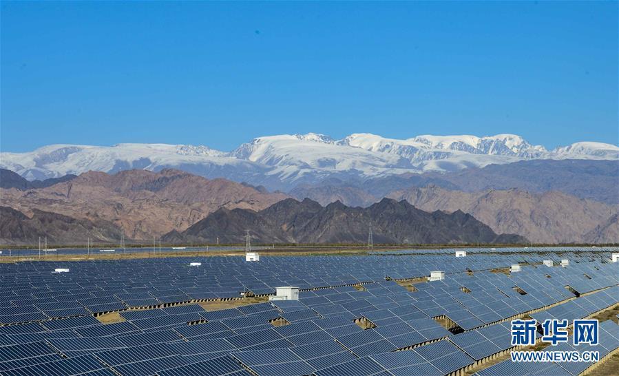 新疆哪里风景好