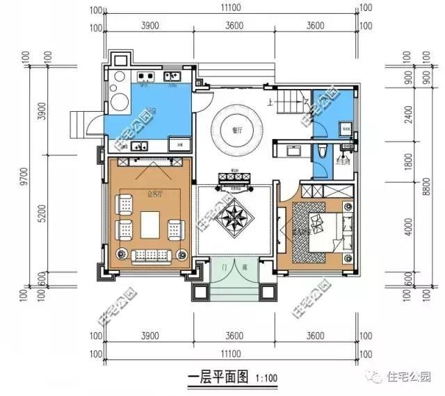 18米10米建筑设计图