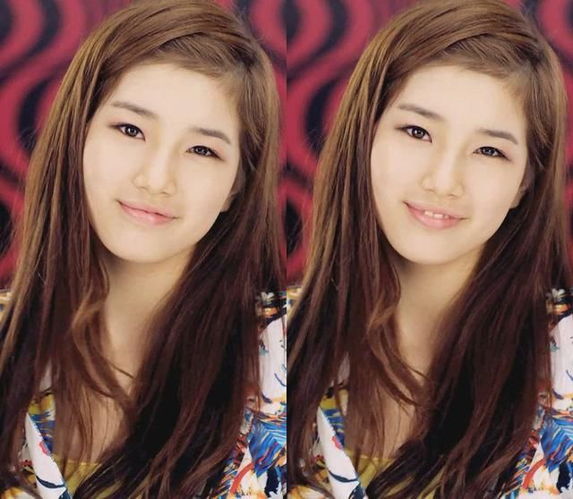 秀智-iu-宣美 额头和发型带来的新变化图片