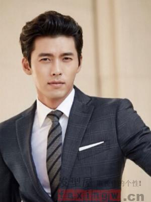 韩国欧巴玄彬的短发 绅士风度十足图片