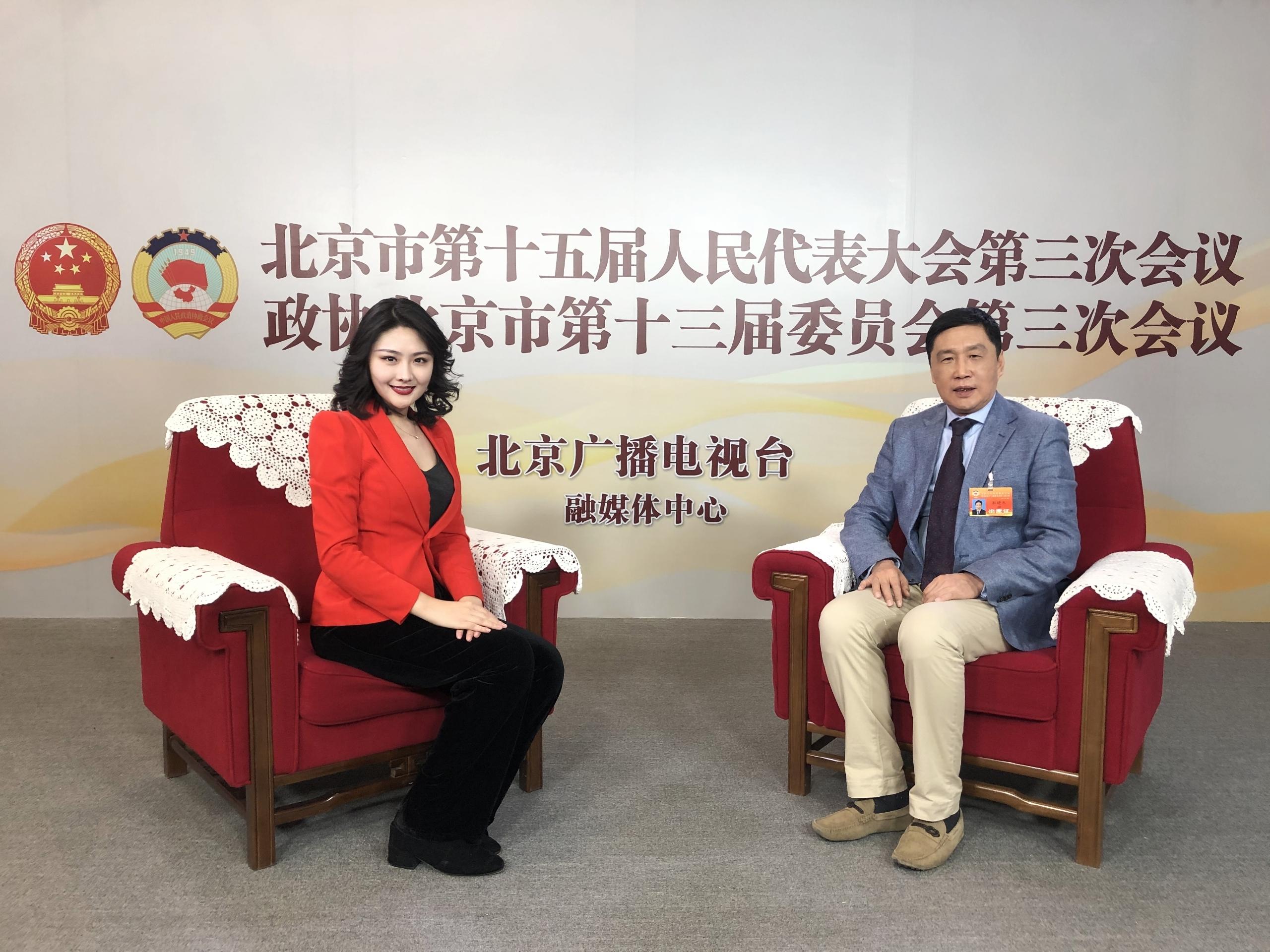北京市政协委员耿晓冬:继续加大北京市幼儿教育投入