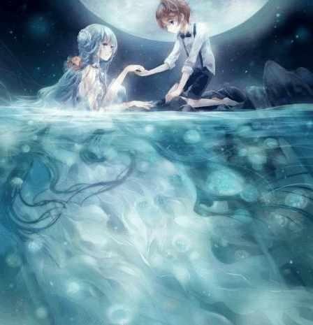 十二星座专属手绘壁纸,水瓶座携手彼岸花,双鱼座唯美浪漫!