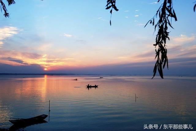 东平湖风景名胜区是国家4a级景区,是《水浒传》中八百里水泊的唯一